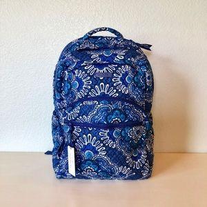 NWT Vera Bradley Large Essential Backpack